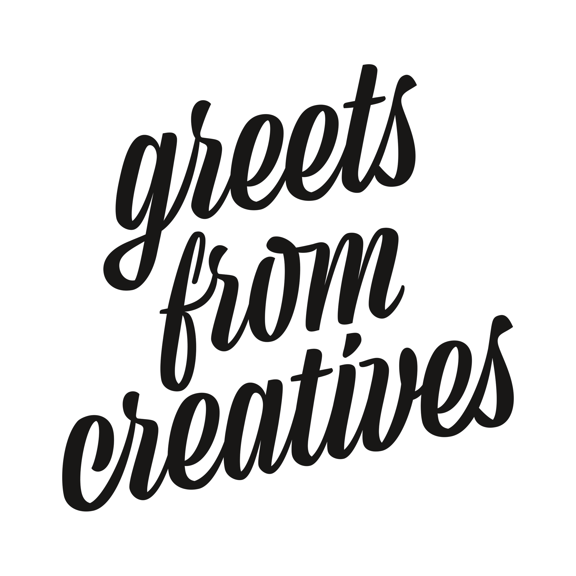 Greets from Creatives