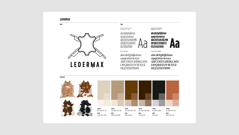 Corporate Design Ledermax