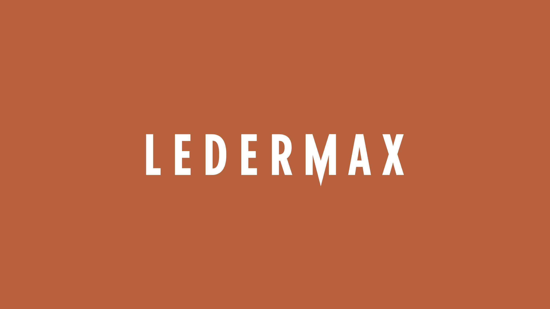 Typografie Ledermax