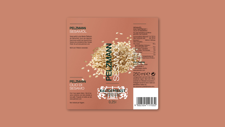 Etikett Pelzmann