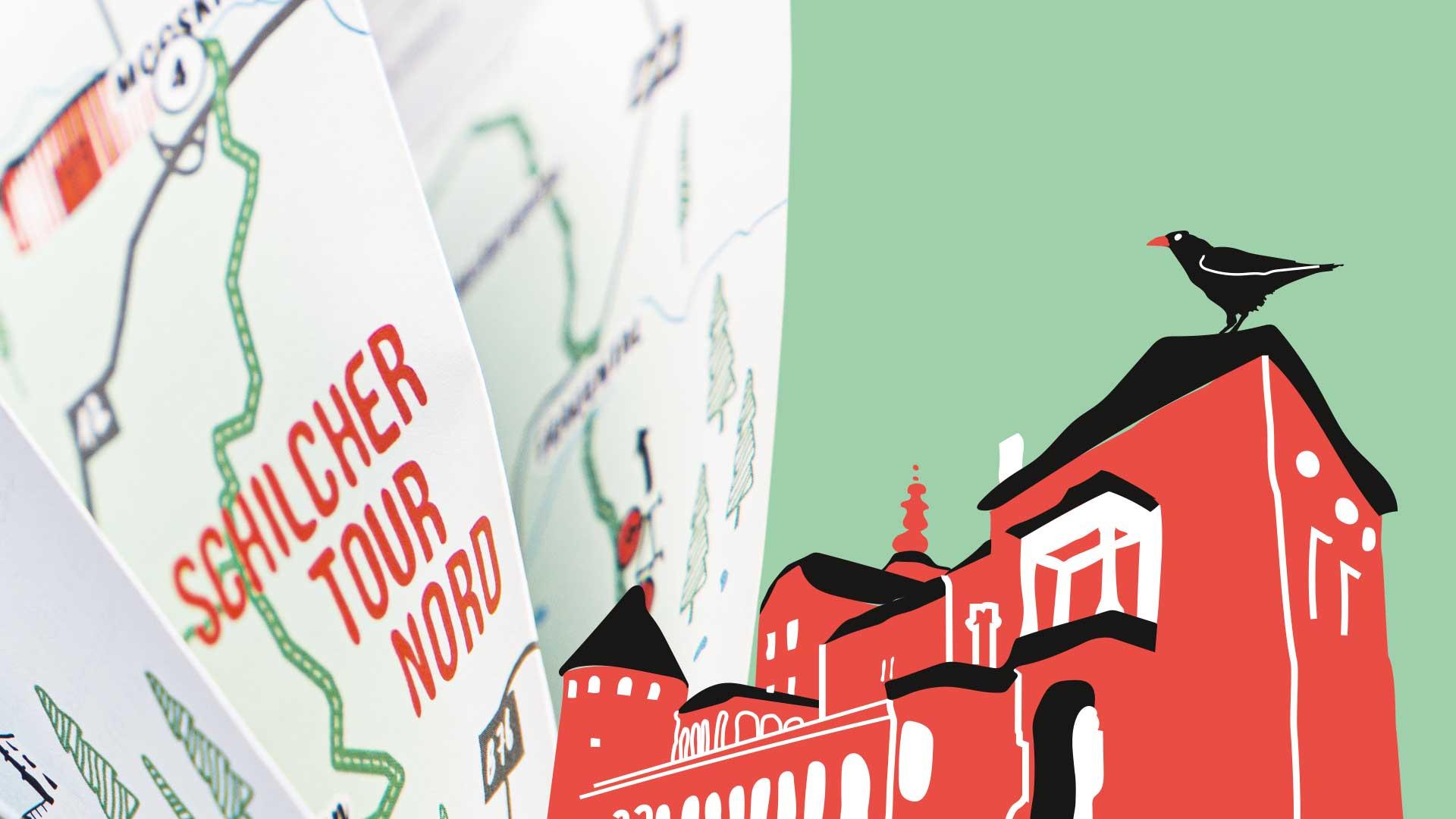 Genussradeln Radkarte Südweststeiermark